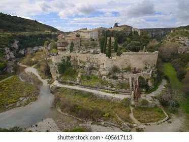 Minerve, Hérault, France - one of the most beautiful villages of France
