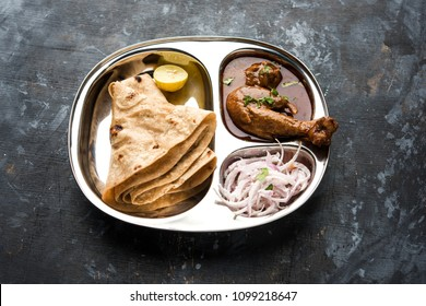 Stainless Steel Small Breakfast Plate Chappati Thaali Best Quality From India