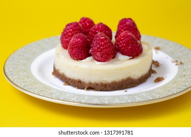 Mini Fruit Cheesecake