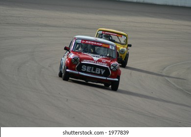 Mini Racing at Rockingham