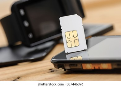 mini size of SIM card with smart phone