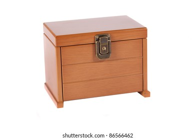 mini wooden chest of drawers for small items
