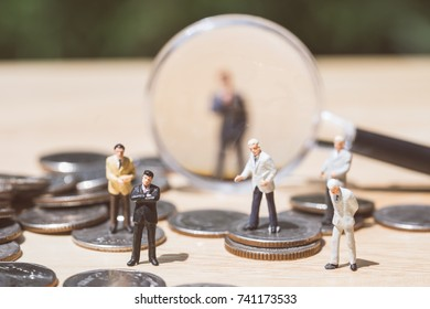 Miniature people: 