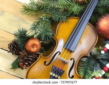 Christmas Violin.Christmas Violin Images Stock Photos Vectors Shutterstock