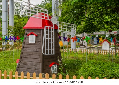 Windmill Miniature Images Stock Photos Vectors Shutterstock