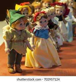 miniatures dolls from fairy tales/Dolls