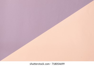 Minimal background. Pink and violet abstract pattern