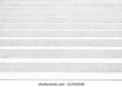 Minimal Black and White Stairway - Shutterstock ID 317633558