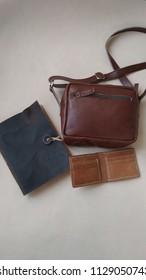 minimalis leather bag