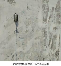 minimalis shot light in the wall