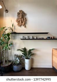 Minimalistic Cafe Interior Design San Francisco