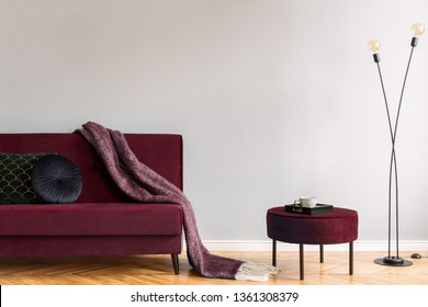 Groovy Burgundy Couch Images Stock Photos Vectors Shutterstock Ibusinesslaw Wood Chair Design Ideas Ibusinesslaworg