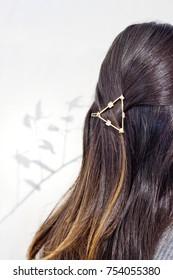Minimalistic jewelry editorial / photo shoot