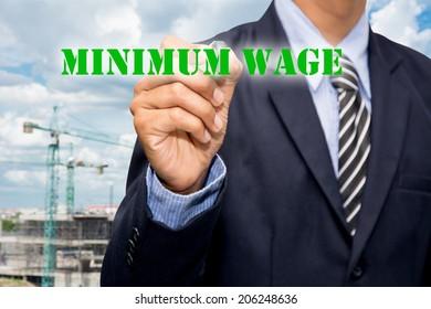 The MINIMUM WAGE Business