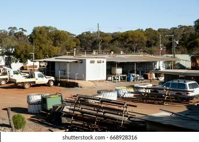 Mining Camp - Australia