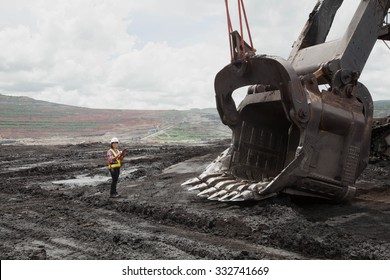 Mining Engineer in Lignite Mine