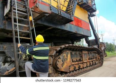 Mining Shovel mechanic engineer