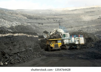 Mining and transportation of minerals!