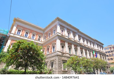 Ministry of agriculture and Forestry Rome Italy. Translation for Italian- Ministry of agriculture and Forestry