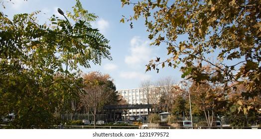 Ministry of Interior Turkey, ministry of internal affairs , iç işleri bakanlığı, 20.10.2018 Ankara Turkey