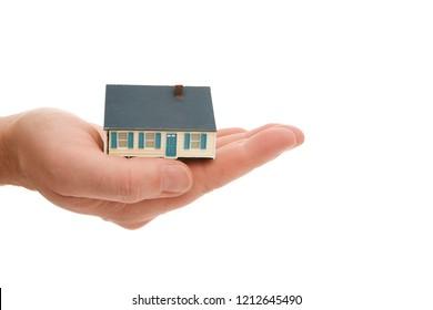 miniture model home