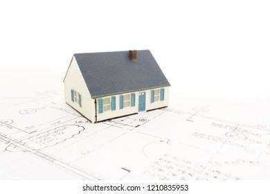 miniture model homes