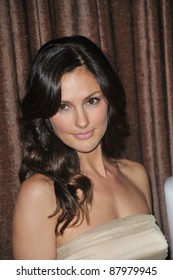 Minka Kelly at the 12th Annual Costume Designers Guild Awards at the Beverly Hilton Hotel. February 25, 2010  Beverly Hills, CA Picture: Paul Smith / Featureflash