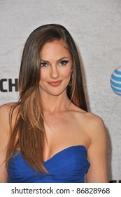 Minka Kelly at Spike TV's Guys Choice Awards 2011 at Sony Studios, Culver City, CA. June 4, 2011  Los Angeles, CA Picture: Paul Smith / Featureflash