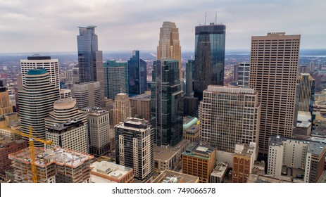 Minneapolis Skyline - Cityscape