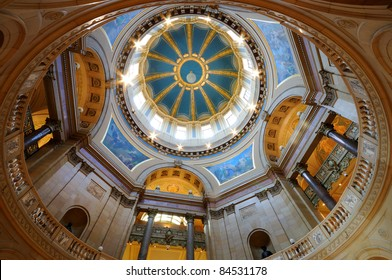Minnesota State Capitol Inside
