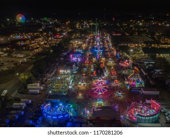 The Minnesota State Fair is the largest in the Country with Millions of Visitors