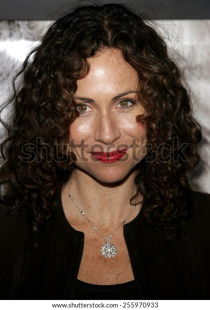 """Minnie Driver and attends """"The Queen"""" Los Angeles Premiere held at the Academy of Motion Picture Arts and Sciences in Beverly Hills, California on October 3, 2006."""