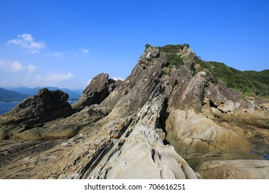 Minokoshi Coast in Kochi,Japan