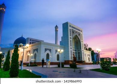 Minor Mosque in Tashkent, Uzbekistan.