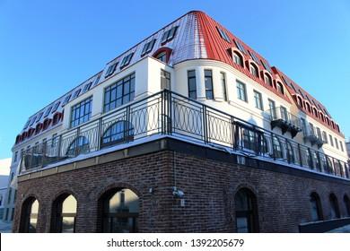 4 Floor Building Images, Stock Photos & Vectors | Shutterstock