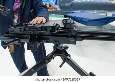 50 Caliber Machine Gun Images, Stock Photos & Vectors