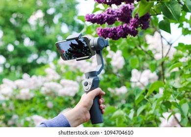 Dji Osmo Mobile 2 Images, Stock Photos & Vectors | Shutterstock