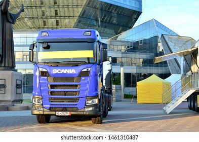 Scania Trucks Images, Stock Photos & Vectors | Shutterstock