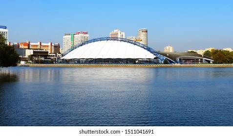 """Kết quả hình ảnh cho Palace of water sports in Minsk"""""""