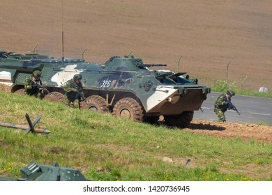 Russian Military Weapons Images, Stock Photos & Vectors