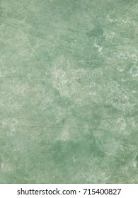 Mint Green Concrete Wall