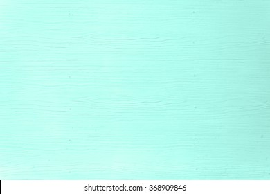 Mint green painted wood plank background