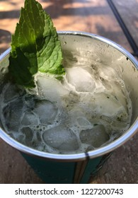 Mint Julep Up Close