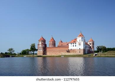 Mir Castle, Grodnednsky region; Belarus