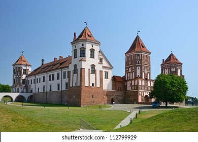 Mir Castle, Grodnensky region, Belarus