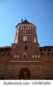 MIR castle museum in Belarus