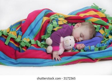 mirabelle sleeping