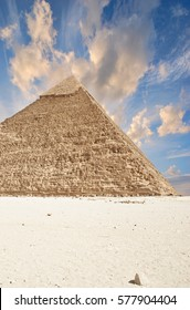Miracle of the world, The Egyptian pyramids