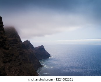 Mirador del Balcon at the Island of Gran Canaria