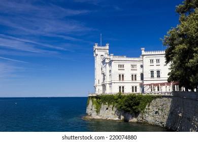 Miramare Castle - Italy